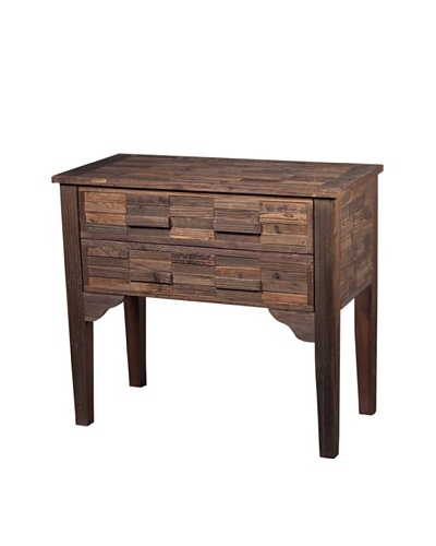 Artistic Chest of Drawers, Brown