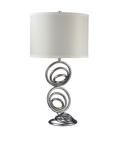 Artistic Lighting Franklin Park Table Lamp, Chrome