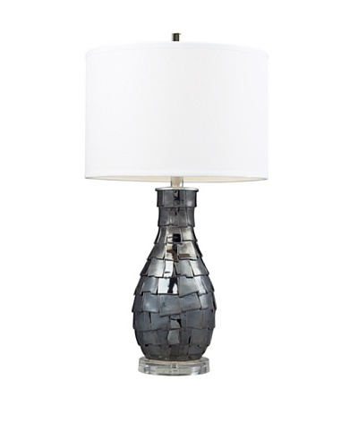 Artistic Lighting Cooper Table Lamp, Navy Pearl
