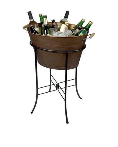 Artland Oasis Oval Party Tub with Stand