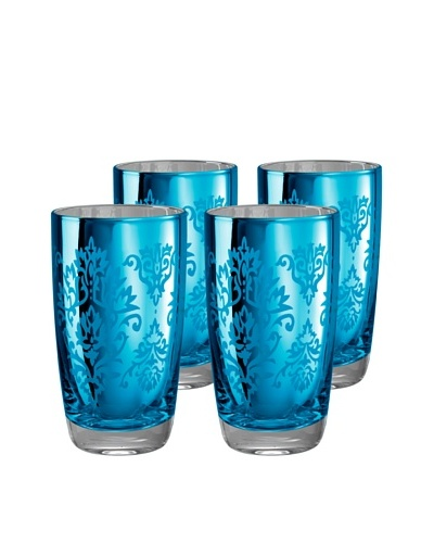 Artland Set of 4 Brocade 18-Oz. Highball Glasses