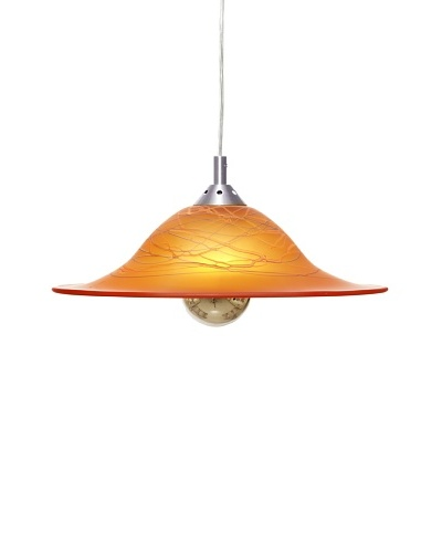 Arttex Web Pendant, Red