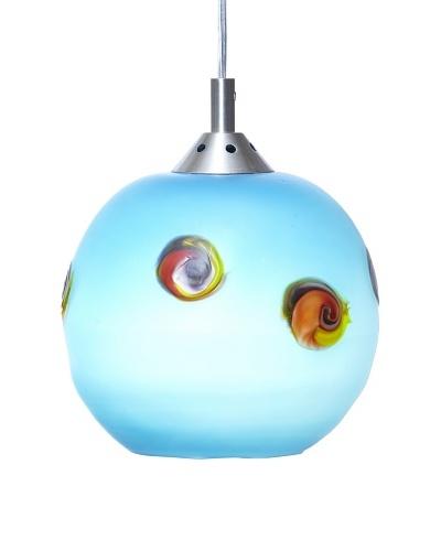 Arttex Spotten Pendant, Turquoise