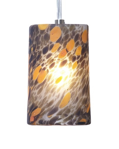 Arttex Spring Pendant, Brown/Orange