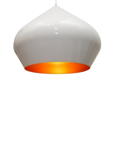 Arttex Lighting Full Teardrop Pendant Light