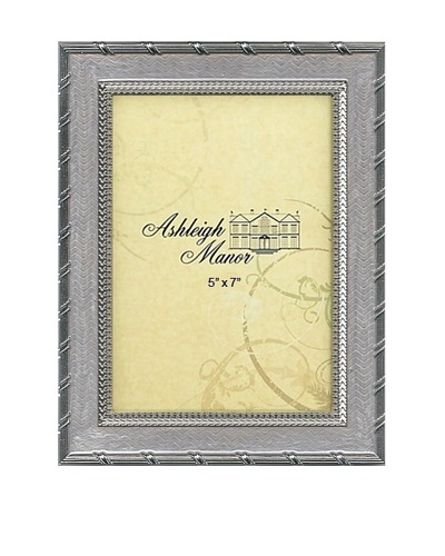 Ashleigh Manor Faberge-Inspired Enameled Photo Frame