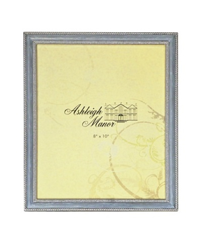 Ashleigh Manor Simple Raised Enameled Photo Frame