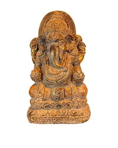 Asian Loft Stone Ganesha Statue