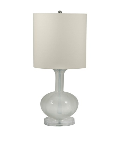Aurora Lighting Milk Glass Table Lamp