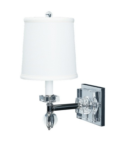 Aurora Lighting Crystal Estrella Sconce
