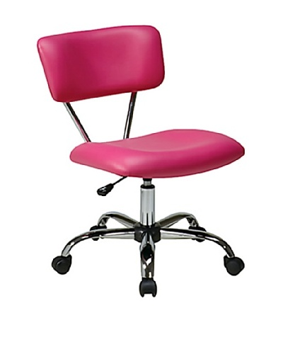 Avenue 6 Vista Task Chair, Pink