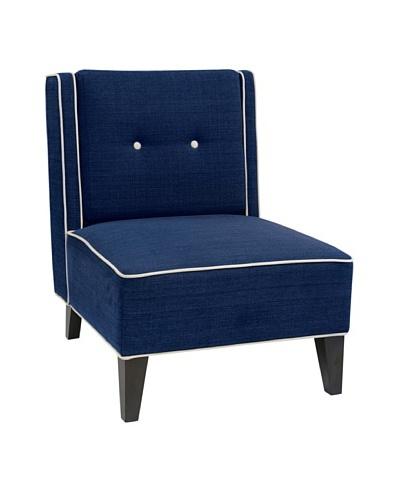 Avenue 6 Marina Chair, Woven Indigo