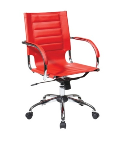 Avenue 6 Trinidad Chair, Red