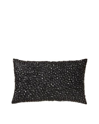 Aviva Stanoff Jewel Pillow, Caviar