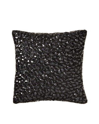 Aviva Stanoff Jewel Pillow, Caviar