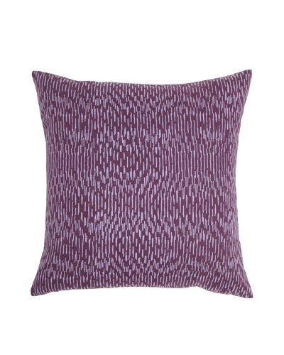 Aviva Stanoff Sade Pillow, Purple