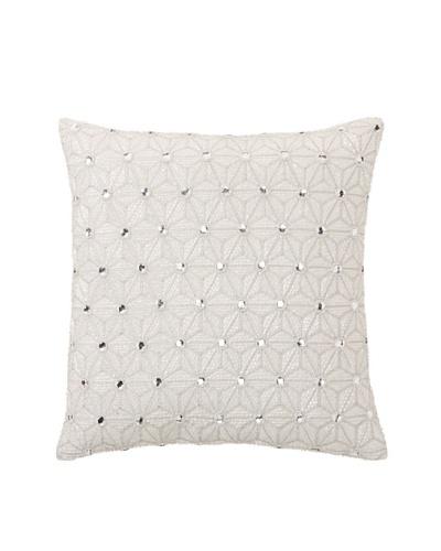Aviva Stanoff Origami Pillow, White