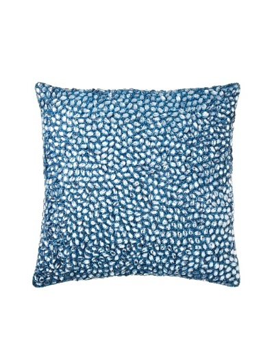 Aviva Stanoff Jewel Pillow, Navy