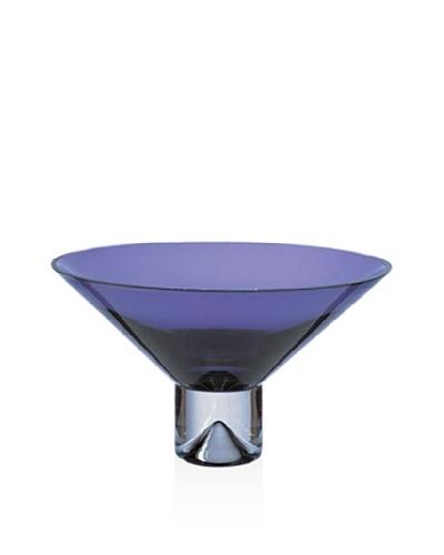 Badash Crystal Monaco Pedestal Bowl [Violet]