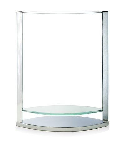 Badash Handcrafted Oval The Donald Pocket Vase