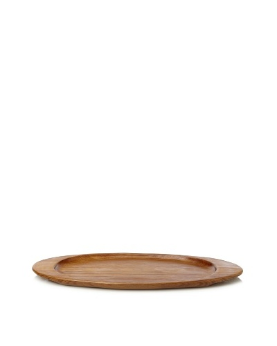 Bahari Teak Oval Tray, Large