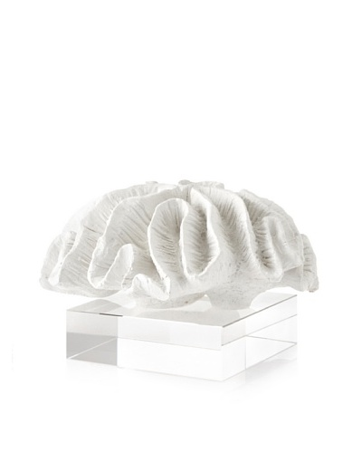 Barclay Butera Seaside Lettuce Coral Sculpture