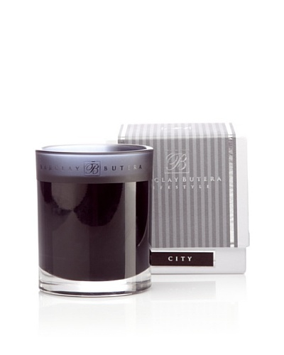 Barclay Butera Candles City 100-Hour Burn Time Scented Candle [Dark Brown]
