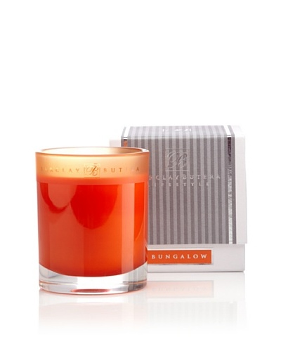 Barclay Butera Candles Bungalow 100-Hour Burn Time Scented Candle [Orange]