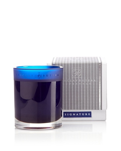 Barclay Butera Candles Signature 100-Hour Burn Time Scented Candle [Cobalt]
