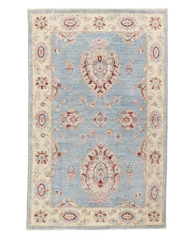 Bashian Mansehra Rug, Light Blue, 2' 8 x 4' 2