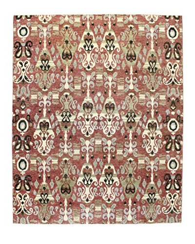 Bashian Rugs Manali Rug, Rust, 8' x 10'