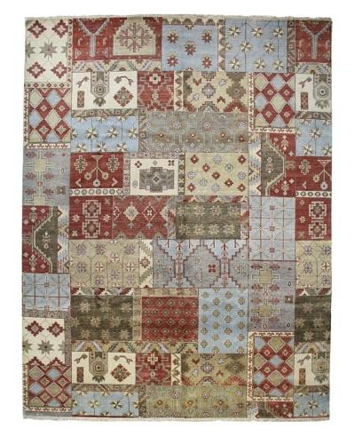 Bashian Indo-Oushak Rug, Multi, 9' 3 x 12' 1