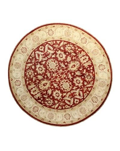 Bashian Manali Rug, Red, 10' Round