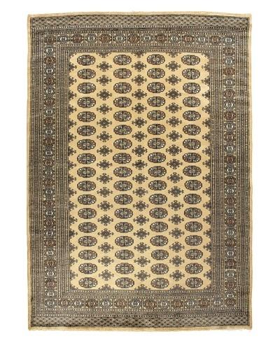 Bashian Royal Bukara Rug, Beige, 6' x 8' 8