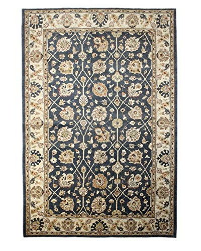 Bashian Rugs Mansehra Rug, Grey, Grey, 6' x 9'