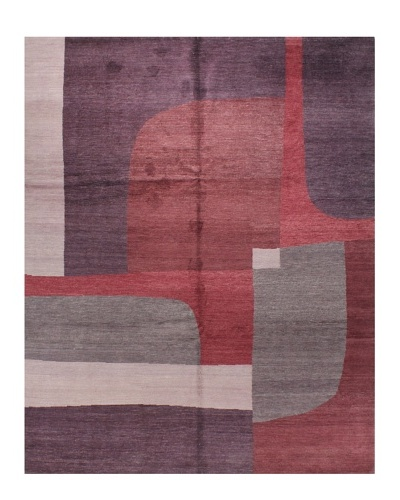Bashian Tibetan Rug, Multi, 7' 10 x 10'