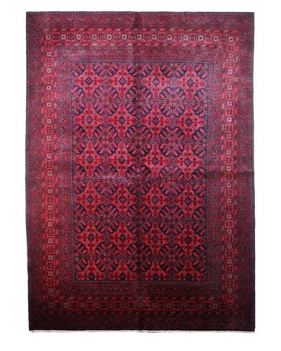 Bashian Beshir Rug, Red, 6' 6 x 9' 3