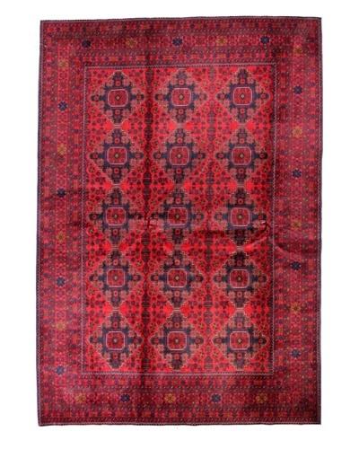 Bashian Beshir Rug, Red, 6' 6 x 9' 6