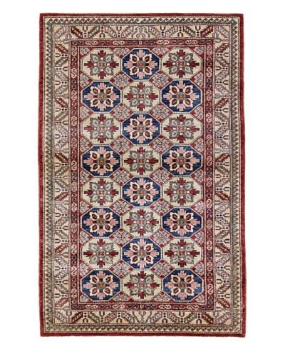 Bashian Fine Kazak Rug, Red, 4' x 6' 2