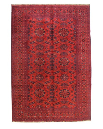 Bashian Beshir Rug, Red, 6' 7 x 9' 7