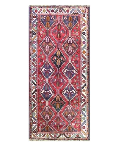 Bashian Kashkayi Rug, Rust, 4' 5 x 10' 1