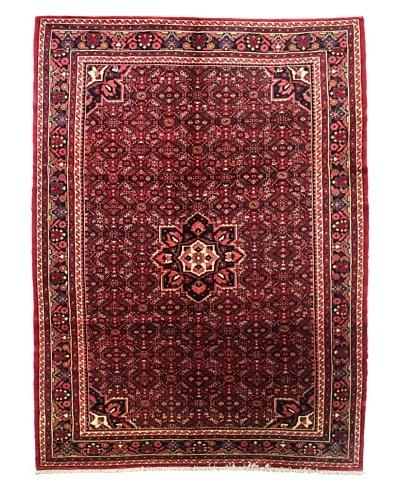 Bashian Hoseinabad Rug, Red, 7' 3 x 10