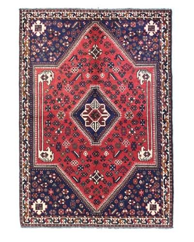 Bashian Shiraz Rug, Rust, 5' 7 x 7' 10