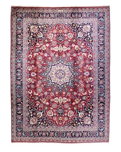 Bashian Meshed Rug, Red, 8' x 11' 2
