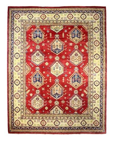 Bashian Pak Kazak Rug, Red, 8' x 10' 3