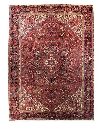 Bashian Herez Rug, Rust, 8' 6 x 11' 7