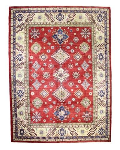Bashian Pak Kazak Rug, Red, 9' x 12'