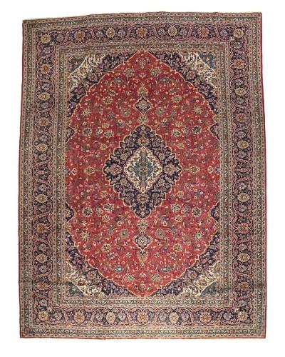 Bashian Kashan Rug, Red, 10' 1 x 13' 5