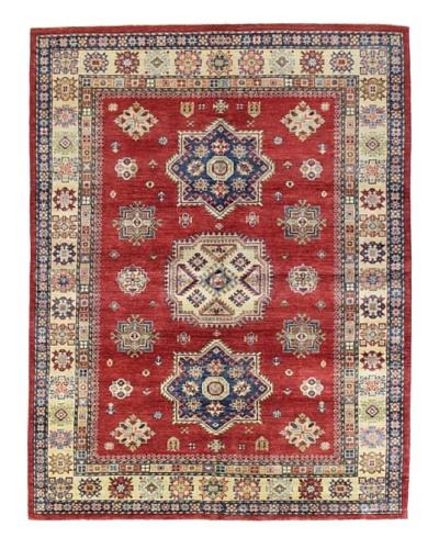 Bashian Pak Kazak Rug, Red, 5' 7 x 8' 1