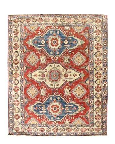 Bashian Pak Kazak Rug, Rust, 8' 10 x 11' 7